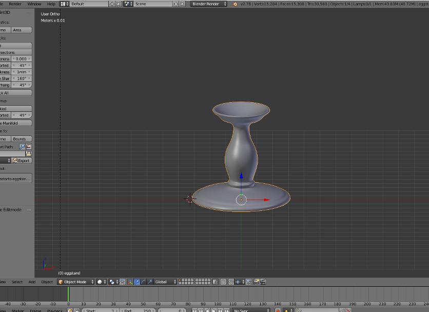 3D-s Tervezés